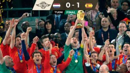 Futbol Retro   Vuelve a emocionarte con la hazaña de España en Sudáfrica