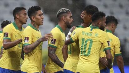 De la mano de Neymar, Brasil apaleó a Bolivia   El astro brasileño lideró la 'samba' y arrollaron al conjunto boliviano en la J1 de la eliminatorias rumbo a Catar.