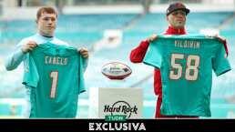 Canelo Álvarez se declara 'no experto' de la NFL