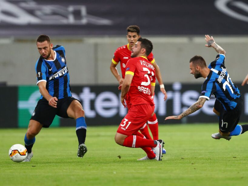 FC Internazionale v Bayer 04 Leverkusen - UEFA Europa League Quarter Final