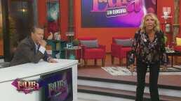 Laura Bozzo y Alfredo Adame tienen fuerte discusión y ella le pide que salga del set de televisión