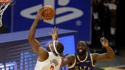 Kawhi Leonard fue clave en la victoria de los Clippers