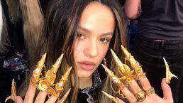 Bolso de 30 mil, uñas de 5 mil y dientes de oro: Así es la lujosa vida de Rosalía