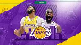 Lakers se acercaba a la gloria antes de la pandemia