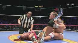 Dalys impone su poderío ante Marcela y las rudas mandan en el CMLL