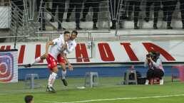 Necaxa no anotaba en Semifinales como visitante desde 1998