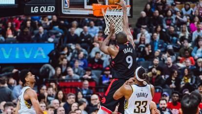 El juego del Scotiabank Arena y todos los resultados del 5 de febrero de la NBA.   Toronto Raptors 119-118 Indiana Pacers