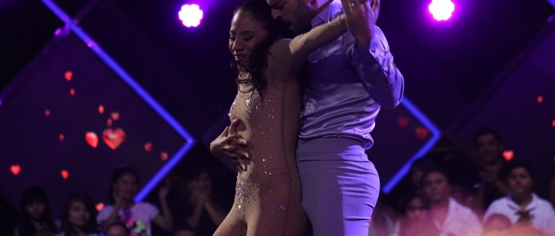 El Ganador de Bailado por un Sueño, Adrián Di Monte