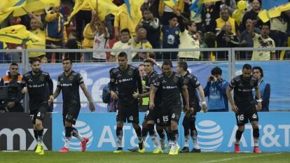 Juárez goleó e hizo ver muy mal a las Águilas del América en el propio Estadio Azteca. Los Bravos llegaron a siete puntos y están en la parte alta de la tabla general.