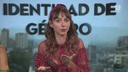 Natalia Téllez asegura que haber sido una niña poco femenina no influyó en su preferencia sexual