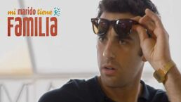 Revive la escena: ¡Gabriel se sorprende con el cambio de look de Daniela!