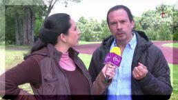 ENTREVISTA: ¡Alejandro Ruiz vive como indocumentado!