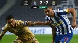 El Porto rescató un punto remontando al Boavista
