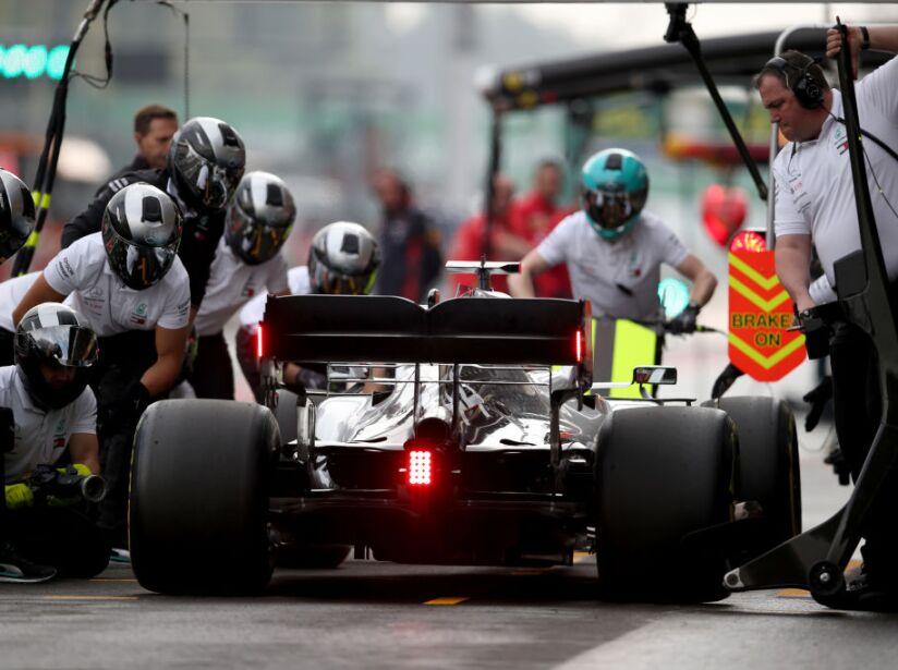 F1 Grand Prix of Mexico - Final Practice