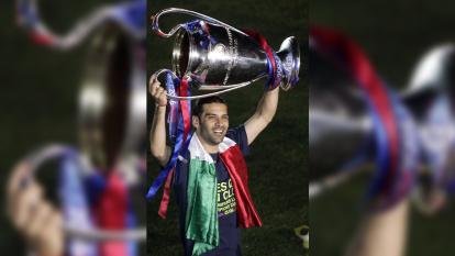 Hace 14 años Rafa Márquez hacía historia al levantar la primera Champions League para un mexicano y lo hacía de forma dramática remontando con el Barça al Arsenal.
