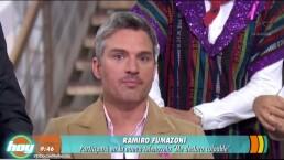 """Ramiro Fumazoni en """"Me declaro culpable"""""""