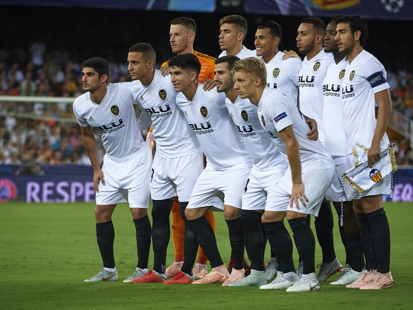 Valencia v Juventus - UEFA Champions League Group H