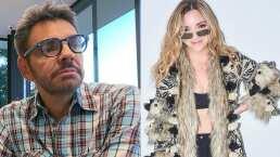 Los chones de Eugenio Derbez provocan la carcajada de Regina Blandón