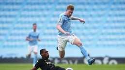 Manchester City extiende contrato para Kevin de Bruyne