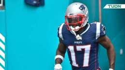 La NFL llamó a declarar a Antonio Brown y se incendiaron las redes