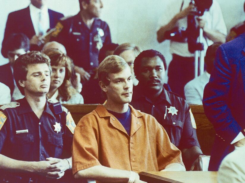 Jeffrey Dahmer. El Carnicero de Milwaukee asesinó y cocinó a 17 hombres entre 1978 y 1991.