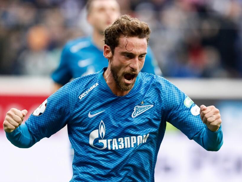 FC Zenit Saint Petersburg vs FC Akhmat Grozny- Russian Premier League