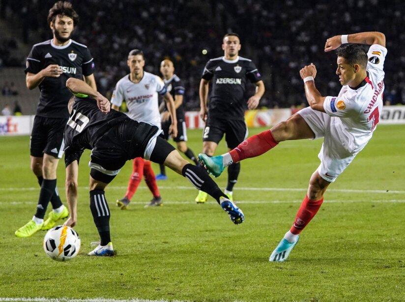 Qarabag vs Sevilla, UEFA Europa League, 6.jfif