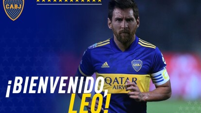 Messi y sus posibles fichajes en el futbol
