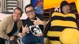 Yordi Rosado reveló secretos de la famosa Carrera de Botargas de 'Otro Rollo'