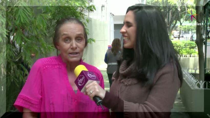 ENTREVISTA: ¡Luisa Muriel esta enferma!