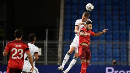 Suiza y Alemania dividen puntos en la Nations League