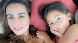Odalys Ramírez le pregunta a su hija si quiere otro hermanito y se sorprende con la respuesta