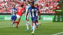 El Porto de Jesús Corona venció al Benfica