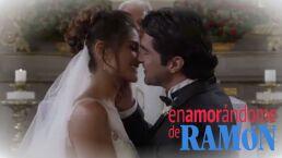 Revive la escena: ¡Margarita y Antonio se casan!