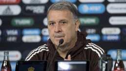 Lainez se cae de lista final en Selección Mexicana para Guataemala