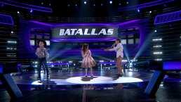 Revive los mejores momentos del programa 8 de Las Batallas en La Voz Kids