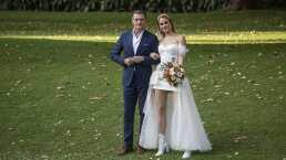 ¿Qué vivan los novios? Así se grabó la boda de 'Katya' en 'La Mexicana y el Güero'