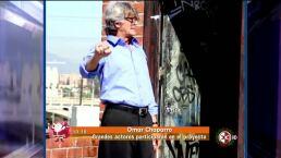 Omar Chaparro se despide de México