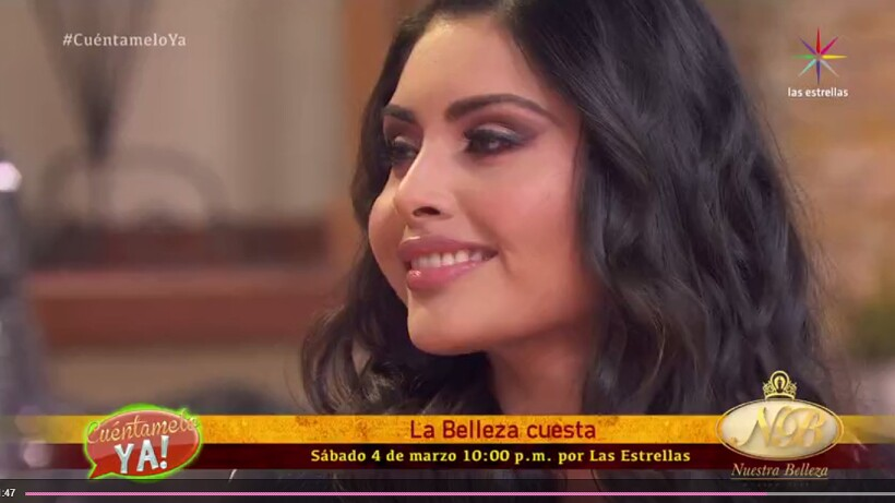 ¡ENTREVISTA! Con Kristal Silva (Nuestra belleza México 2016)