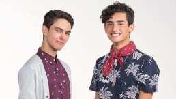 El elenco de 'Juntos el corazón nunca se equivoca' se reunió antes del estreno de la serie