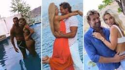 Gabriel Soto e Irina Baeva muestran los rincones más románticos de su 'nidito de amor' en Acapulco