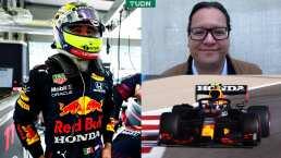¡Tranquilos! Esta es la razón detrás del puesto 11 de Checo en su calificación con Red Bull