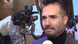 José Ron celebra 15 años de trayectoria