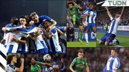 Porto se coloca como líder en la tabla al obtener victoria contra el Famalicao por 3-0.