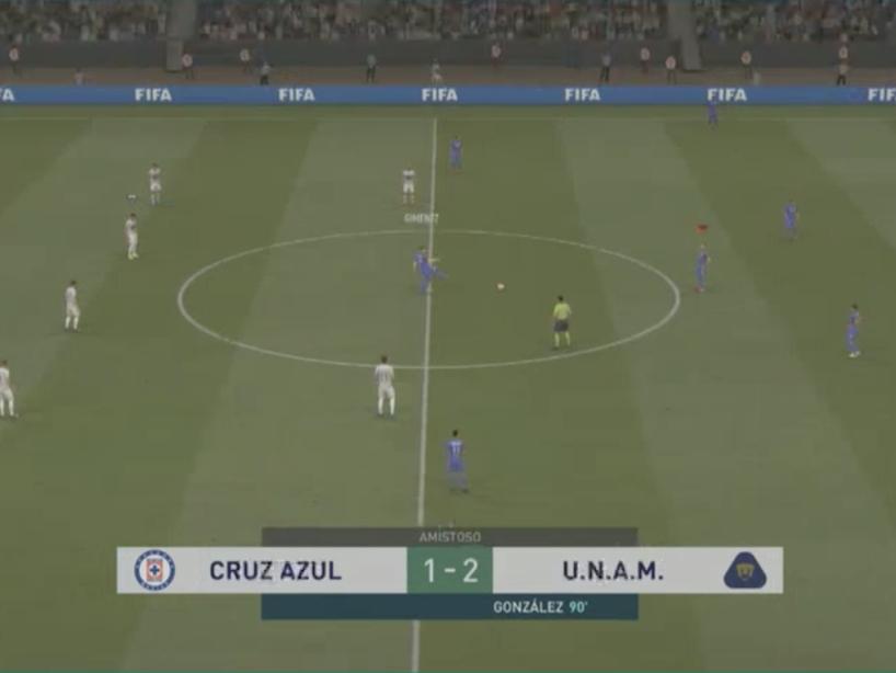 eLiga MX, Cruz Azul vs Pumas, 15.png