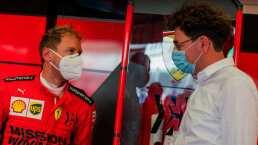 "Sebastian Vettel habla de Ferrari: ""Nunca hubo una oferta"""