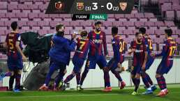 ¡Épico! Barcelona vence a Sevilla y avanza a final de Copa del Rey