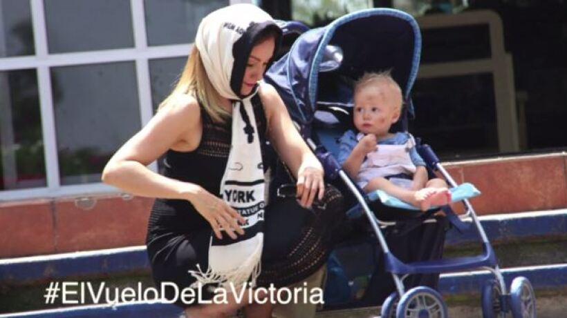 Detrás de cámaras: Magdalena abandona a Alejandro