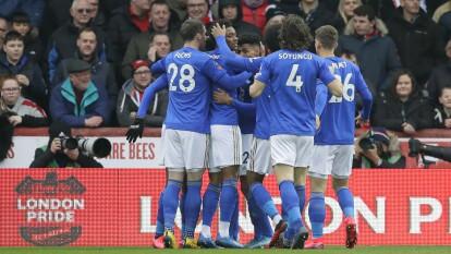 La prestigiada Copa del futbol inglés llega a su cuarta ronda. | Brentford 0-1 Leicester City | Iheanacho (4') marcó el solitario gol del encuentro.