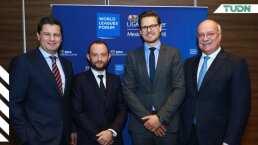 Word Leagues Forum, el organismo que presidirá Enrique Bonilla